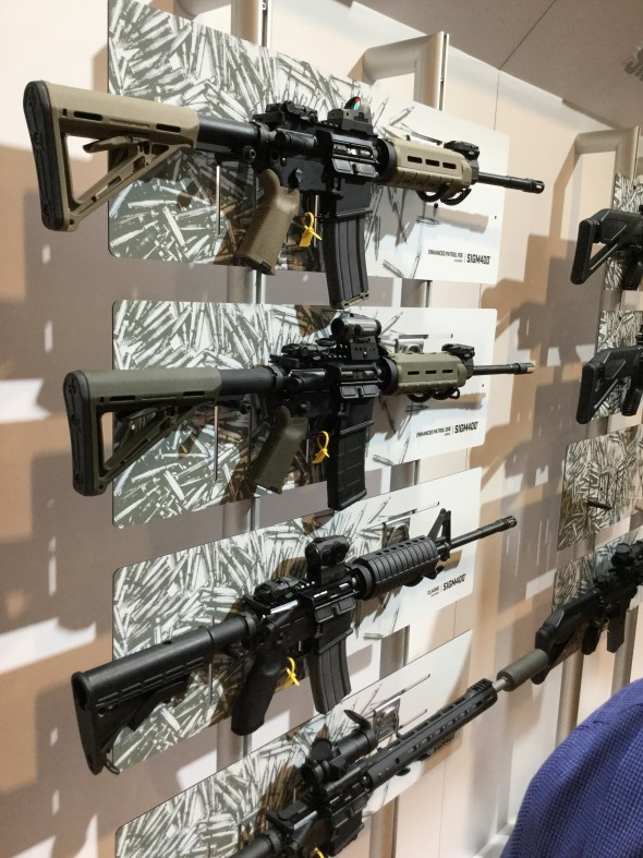 SIG Rifles
