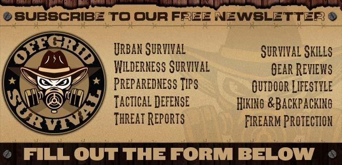 OFFGRID Survival Newsletter