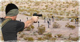 Firearms Training Drill