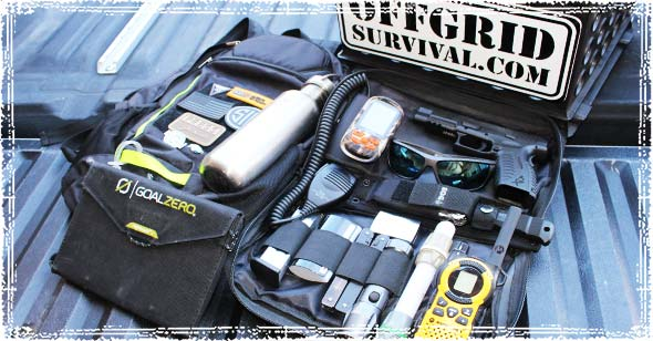 A Bug Out Bag designed for Traveling