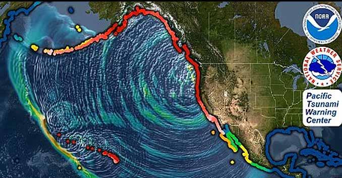 Cascadia Rising Fema Prepping For Pacific Northwest Megaquake