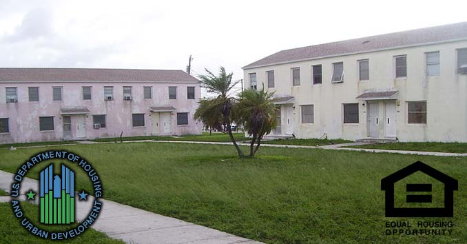 HUD Housing Projects