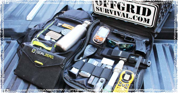 Travel Bug Out Bags: Your Lifeline out on the Road