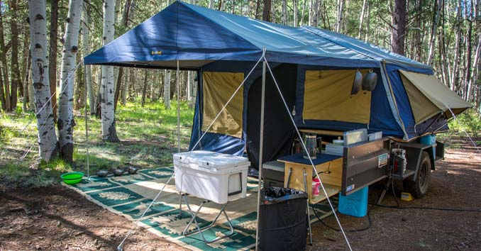 5 Offgrid Trailers Bugout Trailers That Will Go Anywhere