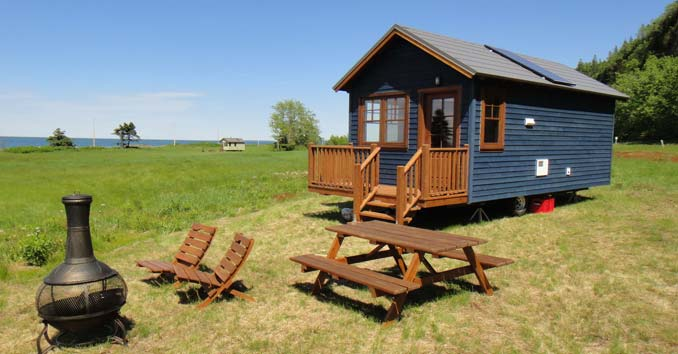 Tiny Home Designs: Off Grid Rentals: Unique Tiny Cabins And Off Grid Vacation