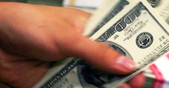 Guy Holding Money