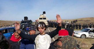 Dakota Pipeline Protests