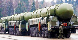 Russia's Topol Missile