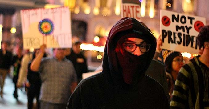 Activists takeover the Las Vegas Strip