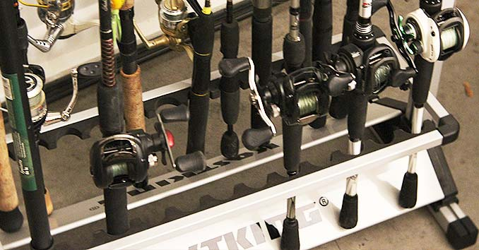 KastKing Fishing Rod Holder