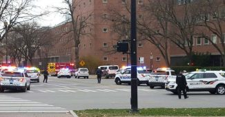 Ohio State University Lockdown