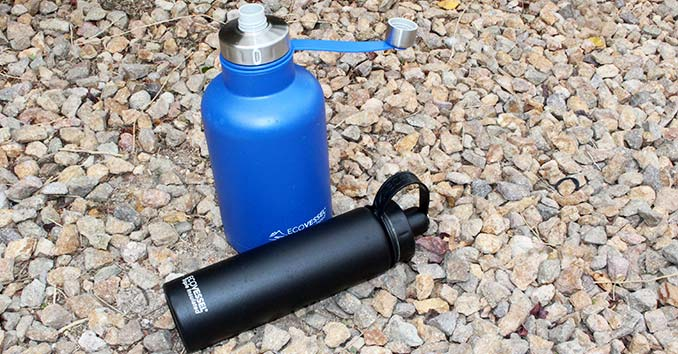 EcoVessel Triple Insulated Bottles