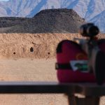 Looking Down Range at The Boulder Rifle and Pistol Club