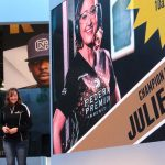 Professional competition shooter, Julie Golob