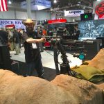 Robert Richardson, Owner of OFFGRID Survival at the SHOT Show
