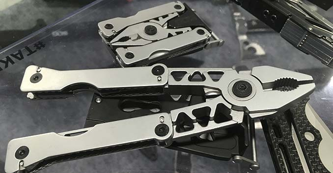 The SOG Sync II Multitool