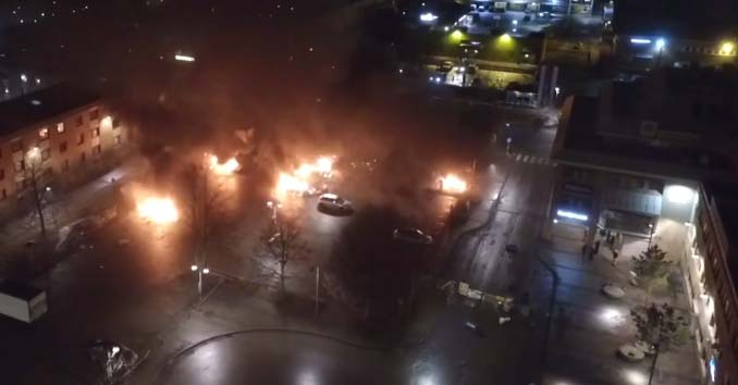 Rinkeby Riots