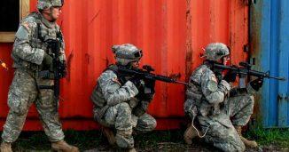 Urban Warfare Training