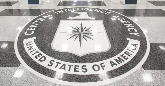 CIA Building Logo