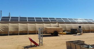 U.S. Air Force New, Deployable, Solar+Battery Microgrid