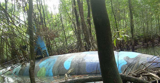 Narco Submarine