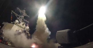 U.S, Military Strike on Syria
