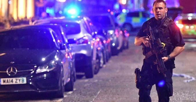 London Police