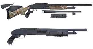 Mossberg 500 Flex 12 Gauge Shotguns