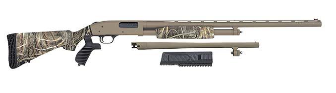 Mossberg's FLEX Shotgun System: Mossberg 500 Flex Review