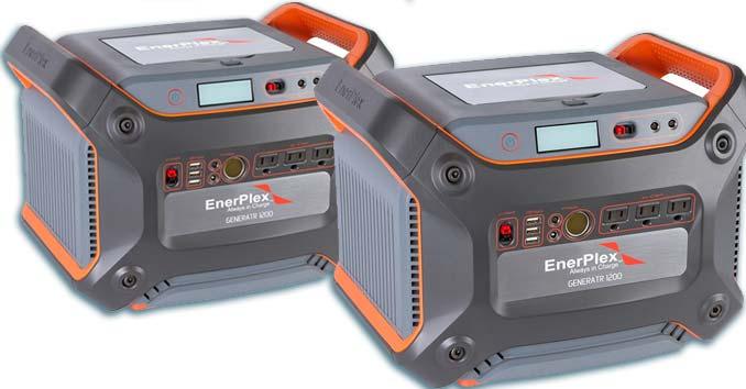 Enerplex 1200 Generatr