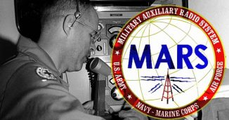 Military Auxiliary Radio System Drill