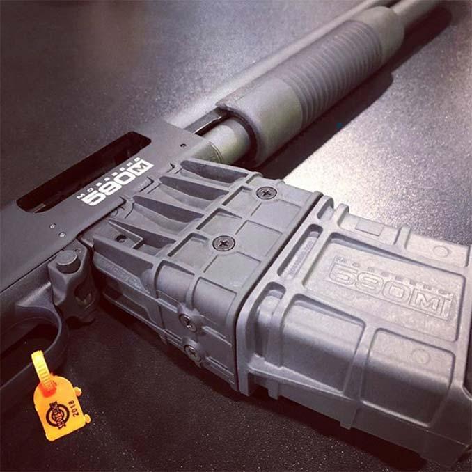 Mossberg 590M Shotgun Magazine