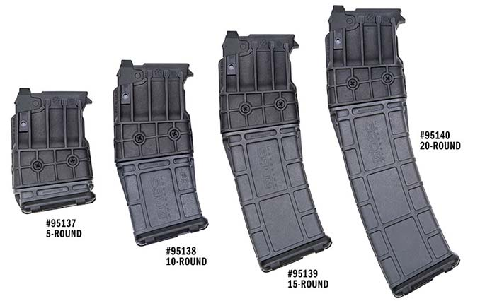 590M Magazine Options