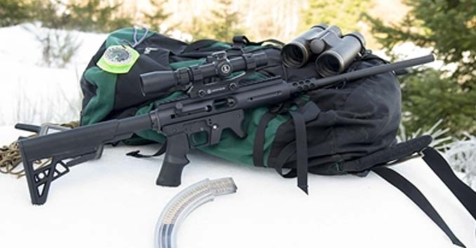 TNW Firearms Aero Survival Rifle