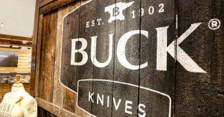 Buck Knives at the 2018 SHOT Show