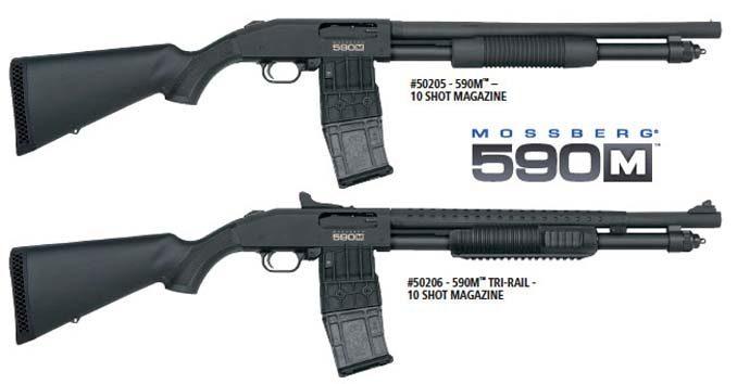 Mossberg 590M