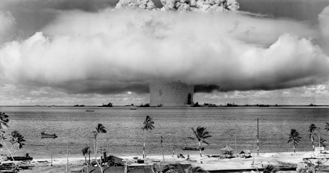 A Nuclear Blast