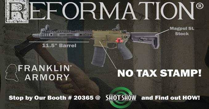 Reformation Firearm