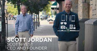 ScotteVest CEO Scott Jordan