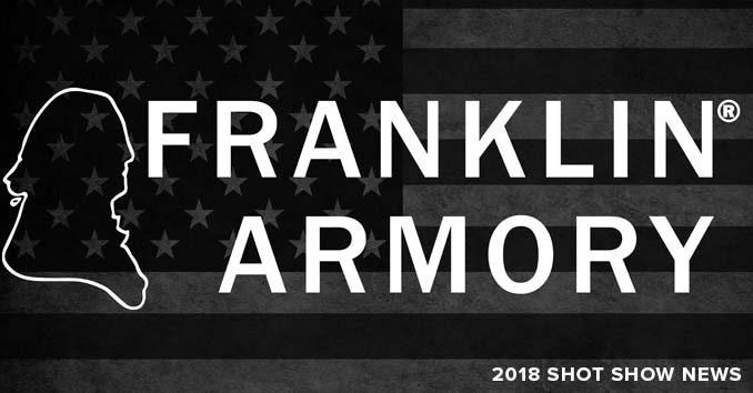 Franklin Armory SHOT Show News