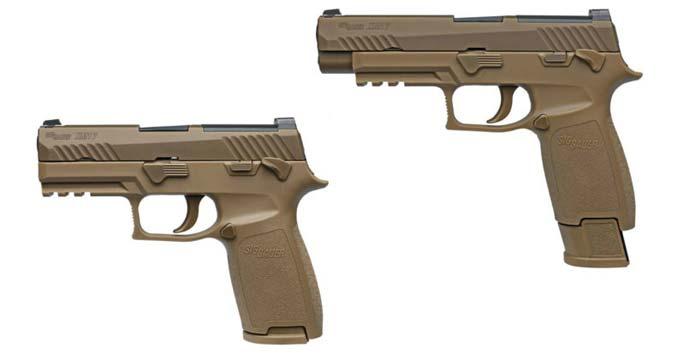 Sig p320 Military Version Handgun