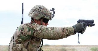 Army testing the Sig P320 Platform