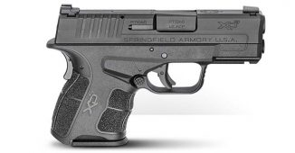 Springfield XD-S Mod.2™ 3.3″ Single Stack .45ACP