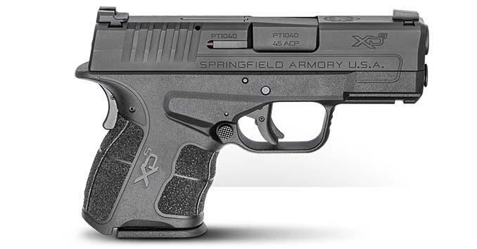 Springfield XD-S Mod.2™ 3.3″ Single Stack .45ACP