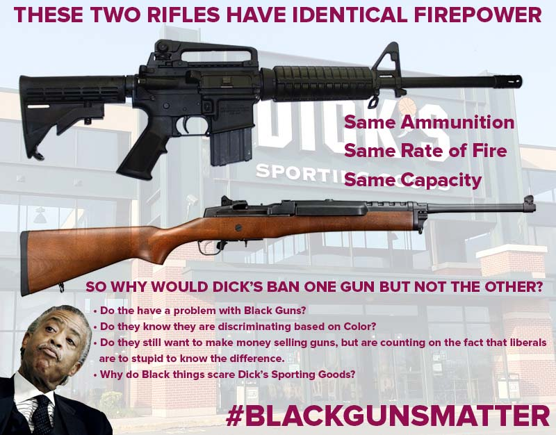 Black Guns Matter Graphic