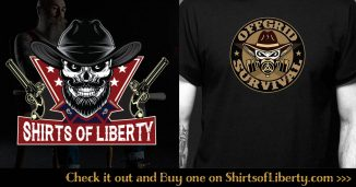 OFFGRID Shirts on Shirts of Liberty