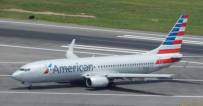 Amerincan Airlines