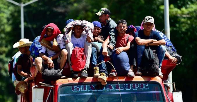 Mexico Caravan