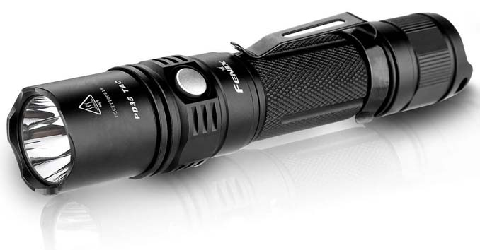 Fenix PD35 Tactical Flashlight
