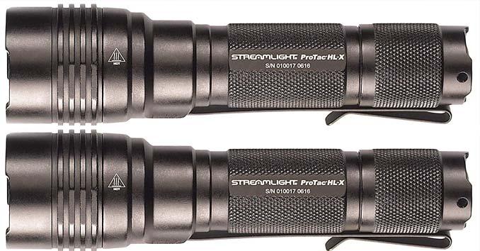 Streamlight Pro-Tac HL-X